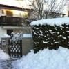 Wunderschöne Winterlandschaft…